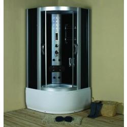Kabina prysznicowa Lena II z hydromasazem 100x100 cm