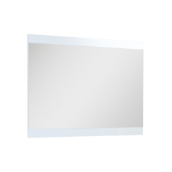 LUSTRO PLATE 80 WHITE