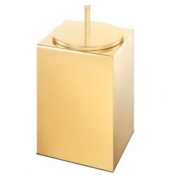 Kosz łazienkowy w złocie Prestige 5525