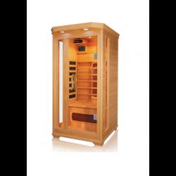 Sauna na podczerwień Ricco 90x105x190 cm