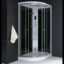 Kabina prysznicowa z sauną  EZ 610109  MILAN 100 x 80 x 217cm