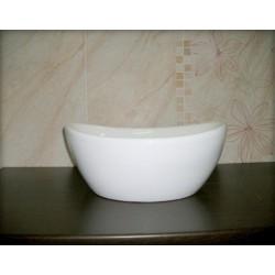 Umywalka nablatowa BERTHA