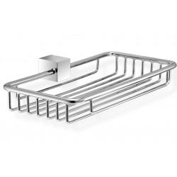 Półka łazienkowa na akcesoria koszyk Klio - A3-23703