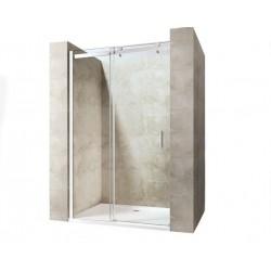 Przesuwne Drzwi prysznicowe TESSA 8MM TEZOJA - ROZMIAR DO WYBORU
