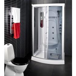 Kabina prysznicowa z sauna parową CARLA 115x85 cm