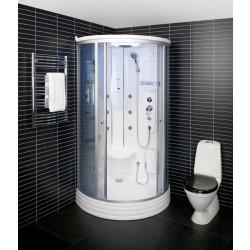 Kabina prysznicowa z sauną parową FRIDA  wymiar 80x80 lub 90x90