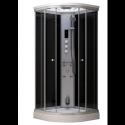 Kabina prysznicowa z sauną  EZ 610106  MILAN 90 x 90 x 217cm