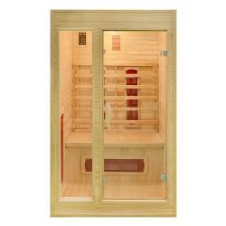 Sauna infrared RICCO 120X105 cm