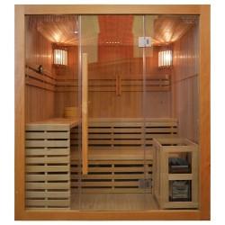 Sauna Sucha z piecem Harvia 180x160x201