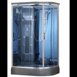 Kabina prysznicowa z hydromasażem Tina 120x85x220cm prawa