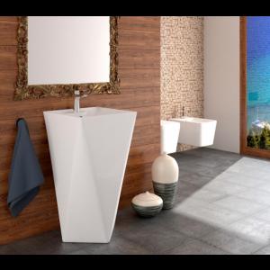 Umywalka ceramiczna stojąca Note 2