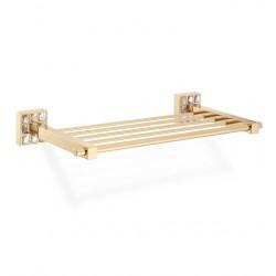 Półka łazienkowa w złocie Prestige 5503