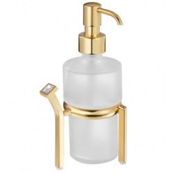 Dozownik mydła w złocie Prestige 5515