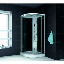 Kabina prysznicowa z sauną  EZ 610106  MILAN 110 x 110 x 217cm