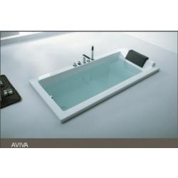 Wanna wpuszczana AVIVA 1700x800x450