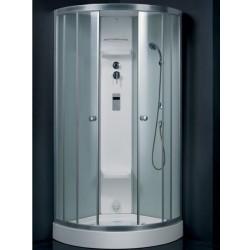 Kabina z sauna ERIS 100X100