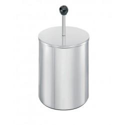 Elegancki Kosz łazienkowy na śmieci SATIN 5825