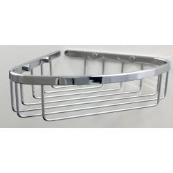 Koszyk łazienkowy rogowy pod prysznic naścienny  A3-008