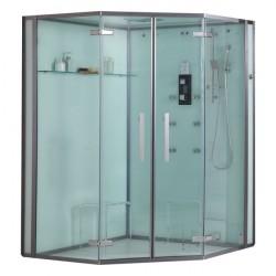 Kabina z sauna  150x150 cm DZ995F12