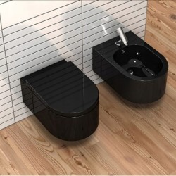 Misa wc Randy z deską duroplast plus bidet