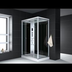 Kabina prysznicowa z sauną  EZ 610104  MILAN 100 x 80 x 217cm