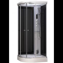 Kabina prysznicowa z sauną  EZ 610100  MILAN 120 x 90 x 217cm