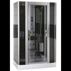 Kabina prysznicowa z hydromasażem Greta 125x90x220cm