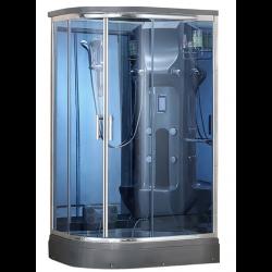 Kabina prysznicowa z hydromasażem Tina 120x85x220cm lewa