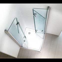 Kabina prysznicowa Składana 70x70 cm