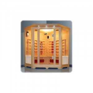 Sauna Infrared 4 osobowa 150x150 cm
