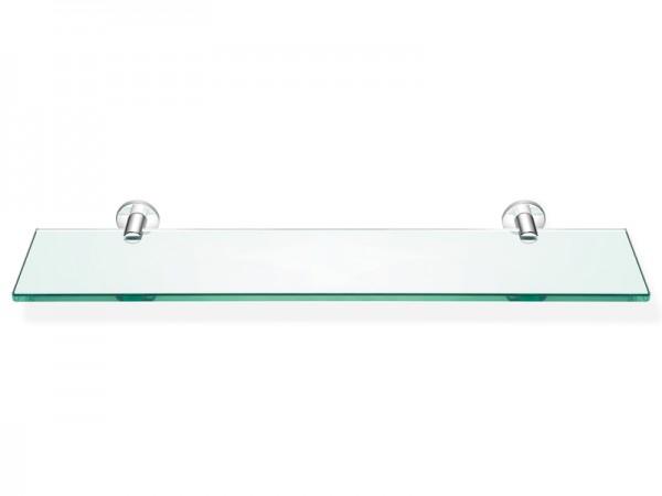 Szklana łazienkowa Półka Pod Lustro Twist